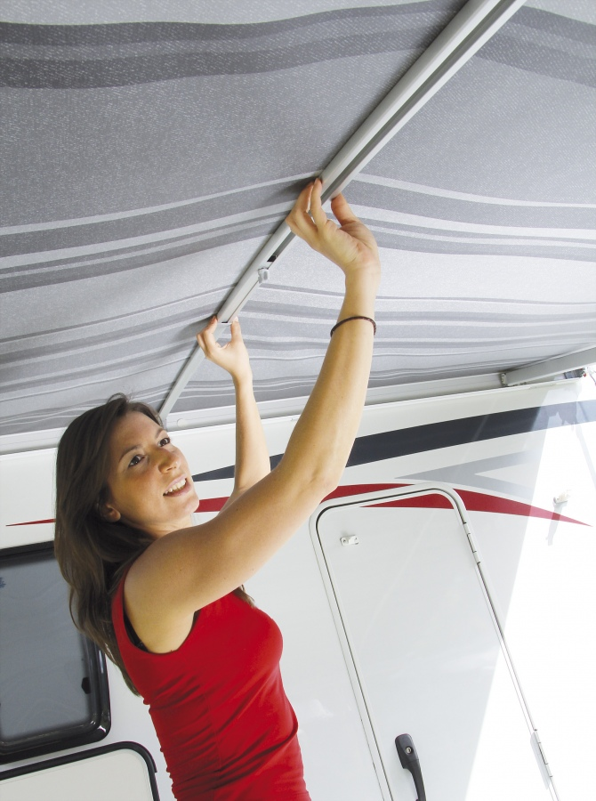Fiamma Curved Tension Rafter For F45 Awnings Ebay